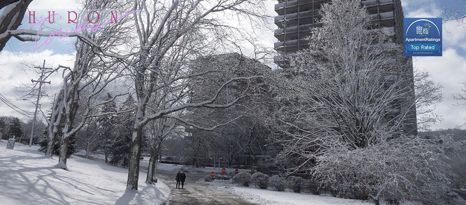 Huron Towers Apartments Ann Arbor Mi